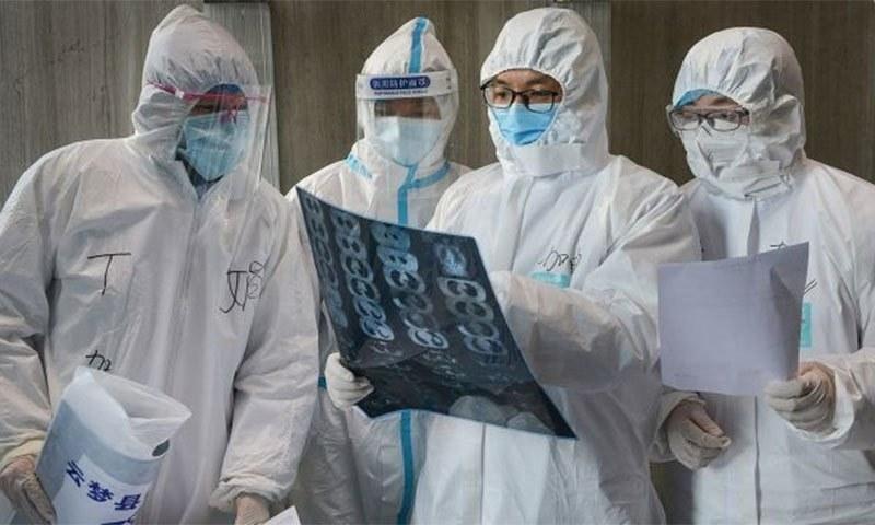 اسپین کے شہر میں مارچ 2019 میں کورونا وائرس کی موجودگی کا انکشاف