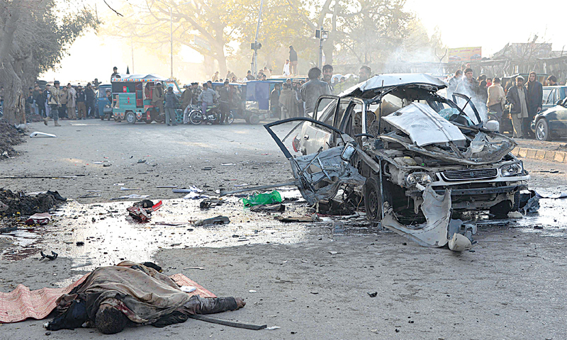 Afghanistan has seen a recent spike in violence, with most attacks claimed by the local affiliate of the militant Islamic State group, which is fighting both the Taliban and the Kabul government.  — AFP/File