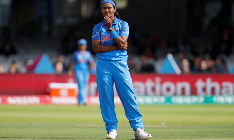 The game would grow if women's international matches were broadcast live along with the Decision Review System (DRS) component, Pandey said. — Reuters/File