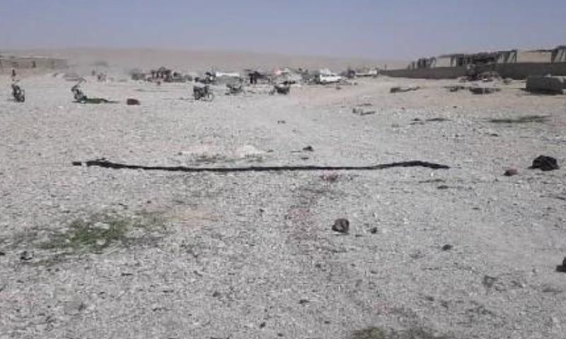 افغانستان: ہلمند کی مویشی مارکیٹ میں راکٹ حملہ، 23 افراد ہلاک