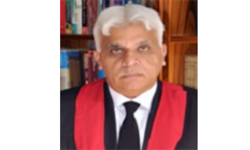 Justice Lal Jan Khattak has been appointed as the single-member commission to conduct inquiry and ascertain the facts and circumstances of the incident. —Photo courtesy PHC website
