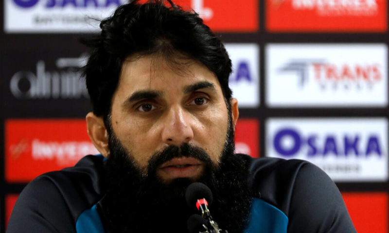 The England tour will be a good indication of whether Misbah's attempts to change Pakistan's approach have made any inroads. — Reuters/File