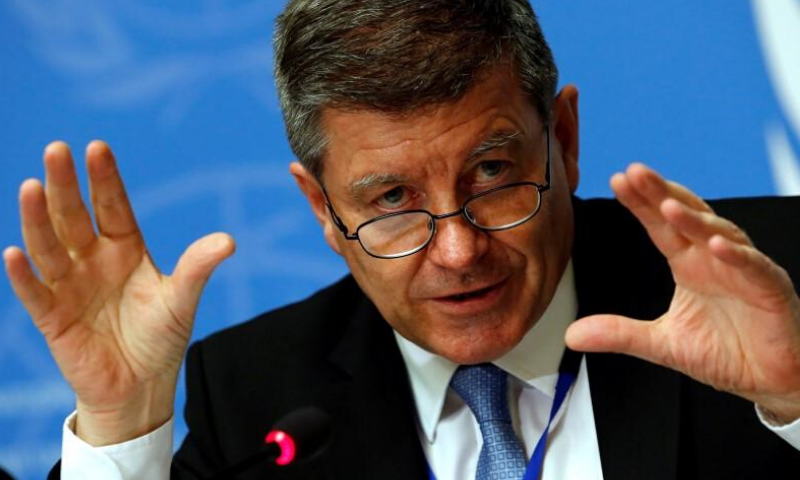 """The crisis is """"hitting particularly hard the Americas, where we see the loss of jobs as being the worst in the world,"""" ILO chief Guy Ryder said. — Reuters/File"""