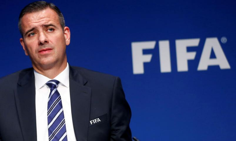 FIFA said in June, 2016, that an internal investigation revealed that Kattner (above), FIFA's former Secretary General Jerome Valcke and the organisation's ex-President Sepp Blatter had received 79 million Swiss francs ($81 million) in compensation over five years. — Reuters/File