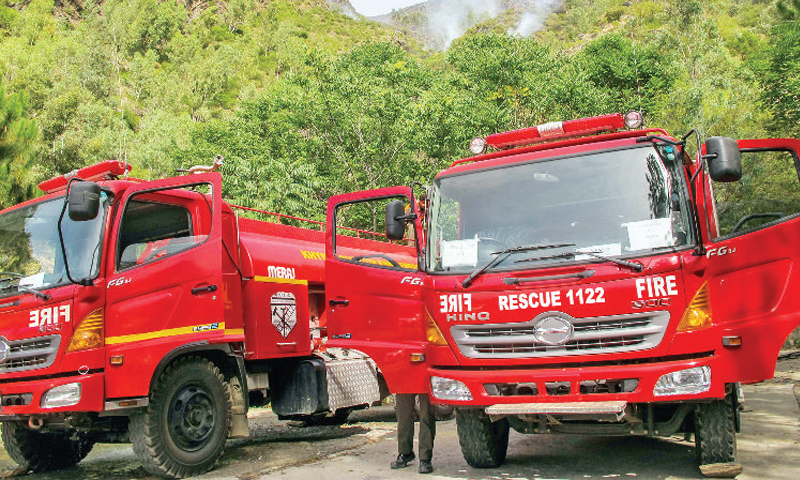 Necessary training of the newly-recruited rescue personnel will begin in the next couple of days. — File