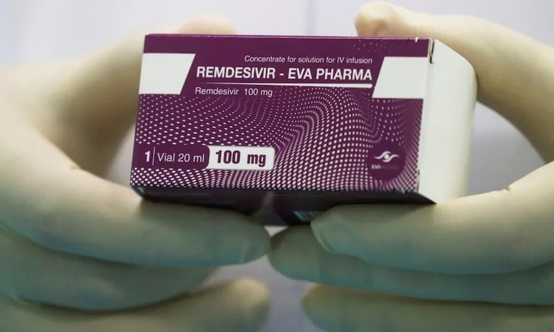 امریکا نے کورونا وائرس کے خلاف مؤثر دوا کی تمام سپلائی خرید لی