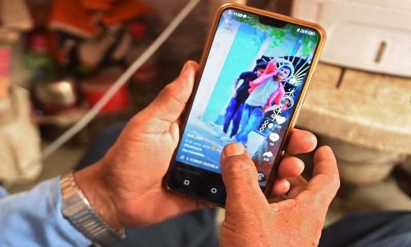 India has banned 59 Chinese apps, including the wildly popular Tik Tok. — AFP/File