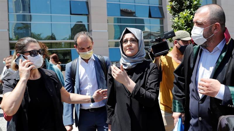 ترک عدالت میں خاشقجی کے قتل کی سماعت شروع، منگیتر انصاف کیلئے پرامید