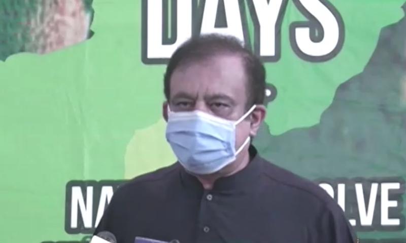 Information Minister Shibli Faraz. — DawnNewsTV