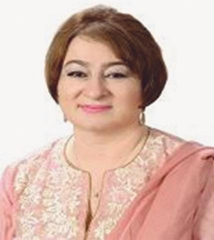 Nausheen Amjad
