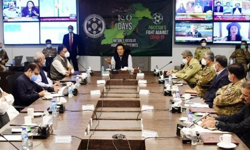 PM asks NCOC to prevent virus resurgence on Eid