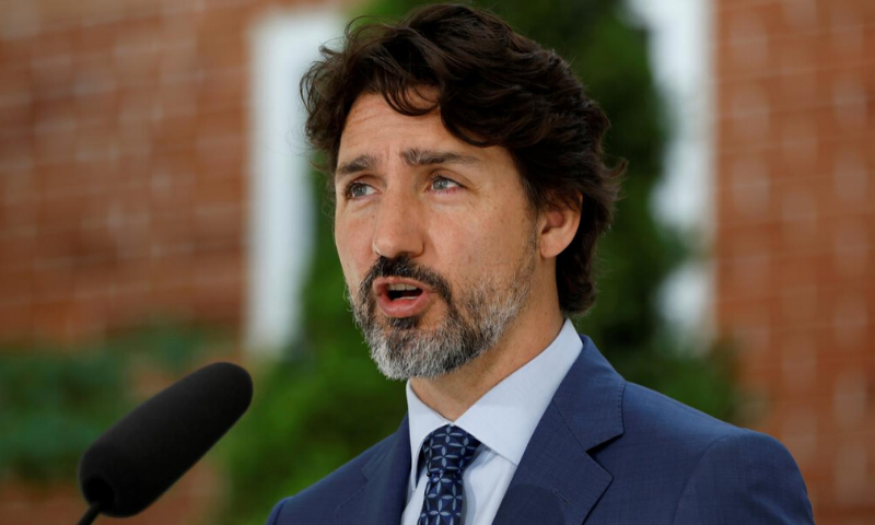 Prime Minister Justin Trudeau said on Friday that Canada was suspending its extradition treaty with Hong Kong due to the law. — Reuters/File