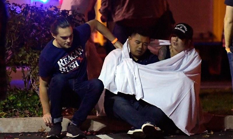 پولیس نے واقعے کو خوفناک قرار دے دیا—فوٹو: اے پی