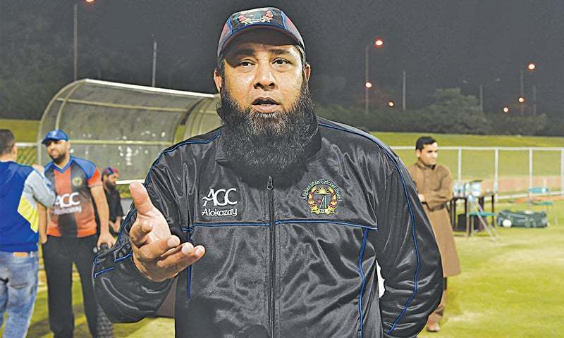 Inzamam observed Pakistan's biggest challenge in England will be mentally and make adjustments to the restricted environment because of Covid 19, while fearing problems arising. — AFP/File