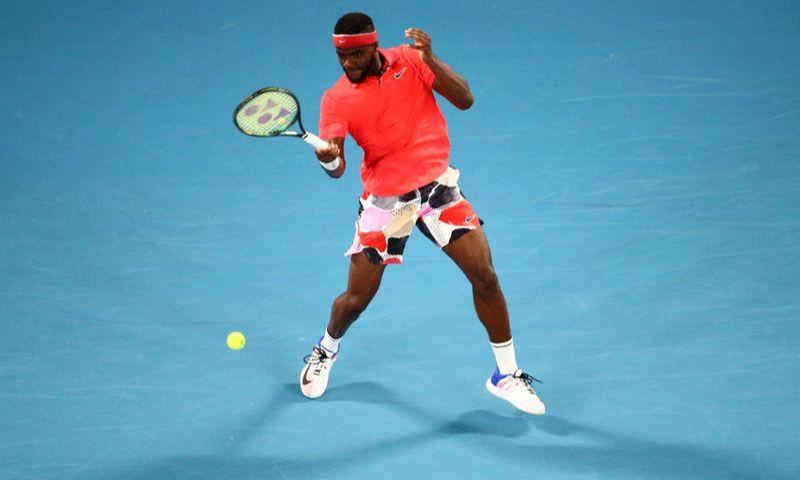 Tiafoe's announcement follows the slew of players who contracted Covid-19 after appearing at Novak Djokovic's exhibition event in the Balkans last month. —Reuters/File