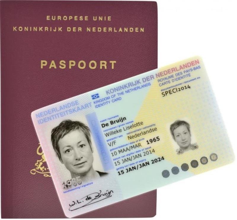 اس وقت نیدرلینڈ کے شناختی کارڈ میں صرف مرد و خواتین کی جنس کا اندراج ہوتا ہے—فوٹو: پرائیویسی انٹرنیشنل