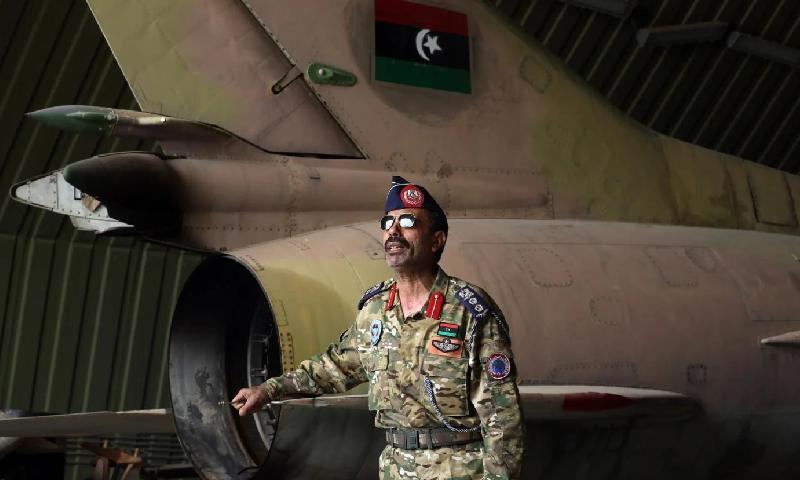 لیبیا میں ایئر ڈیفنس نظام پر حملہ، ترکی کا 'بدلہ' لینے کا اعلان