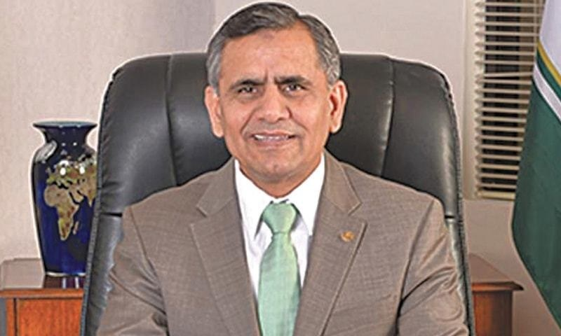 Cabinet approves Air Marshal Arshad Malik's appointment for a period of three years on a deputation basis. — Dawn/File