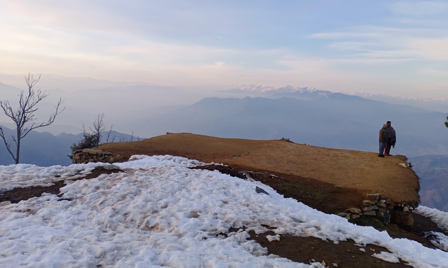 وادی لڑم اپنی خوبصورتی اور موسم کے لحاظ سے ملک کے شمالی علاقہ جات سے کم نہیں—عظمت اکبر