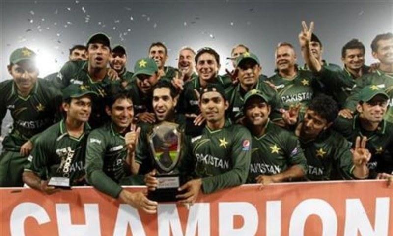 پاکستان نے 2012 میں آخری مرتبہ ایشیا کپ جیتنے کا اعزاز حاصل کیا تھا— فائل فوٹو: رائٹرز
