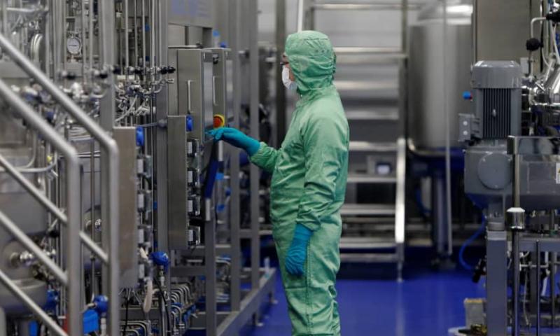 CanSino Biologics, Inc. China, Photo Source: Reuters
