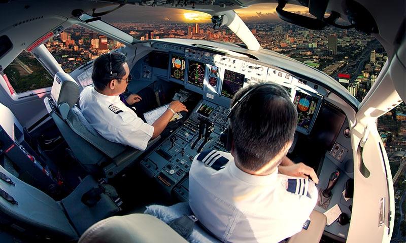 7 ممالک میں کام کرنے والے 95 فیصد پاکستانی پائلٹس کے لائسنسز کلیئر