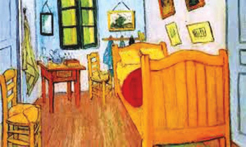 Bedroom In Arles, Vincent van Gogh