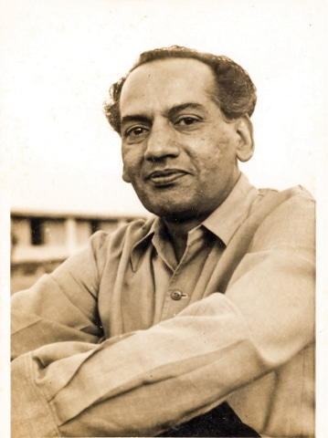 Faiz Ahmed Faiz | White Star