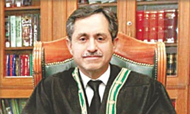 Speaking at the inauguration function Chief Justice Mandokhail said that the job of courts was to provide justice to people while the government and its institutions had to fulfil their responsibility to solve problems of people. — Photo courtesy: BHC website