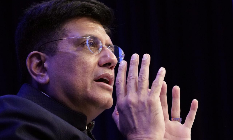 Piyush Goyal said that India is open to engage with the UK for a preferential trade agreement with the ultimate goal of a free trade agreement. — Reuters/File