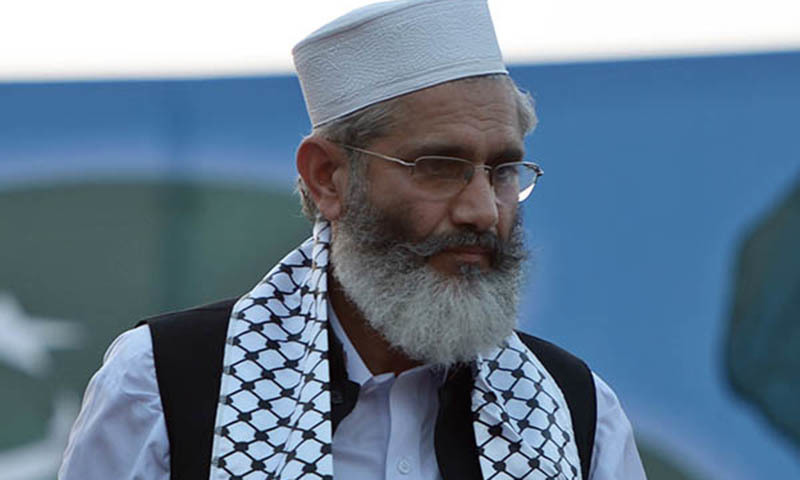 Sirajul  Haq said bad governance was visible in every sector under the rule of  the PTI. — File photo