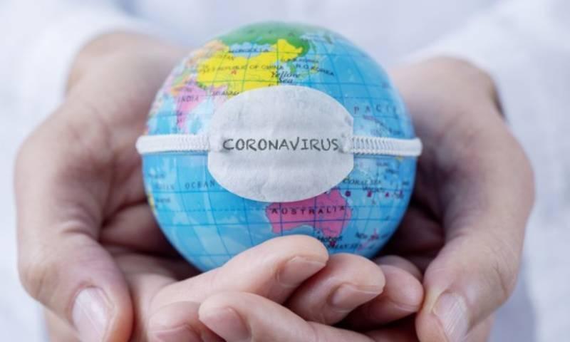 کورونا وائرس دنیا کے 188 ممالک میں رپورٹ ہوچکا ہے —فوٹو: آئی اسٹاک