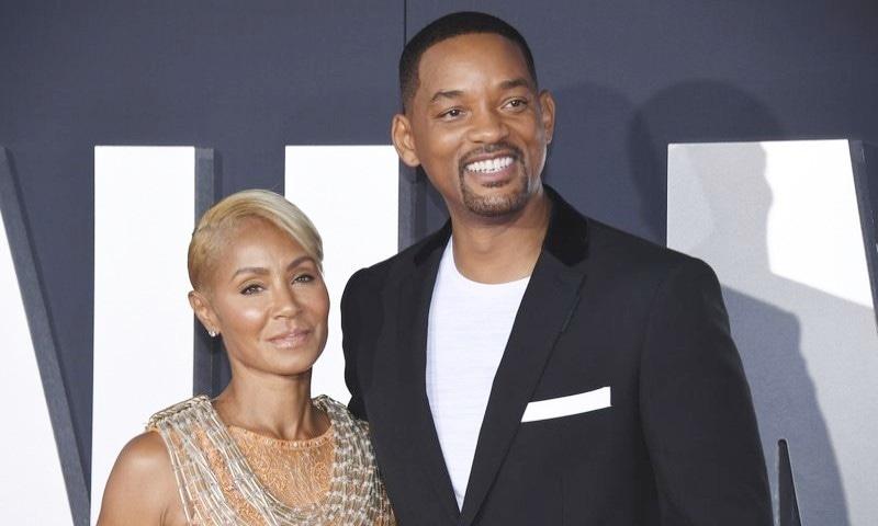 اداکارہ نے شوہر کے ساتھ پروگرام میں اعتراف کیا—فوٹو: اے پی