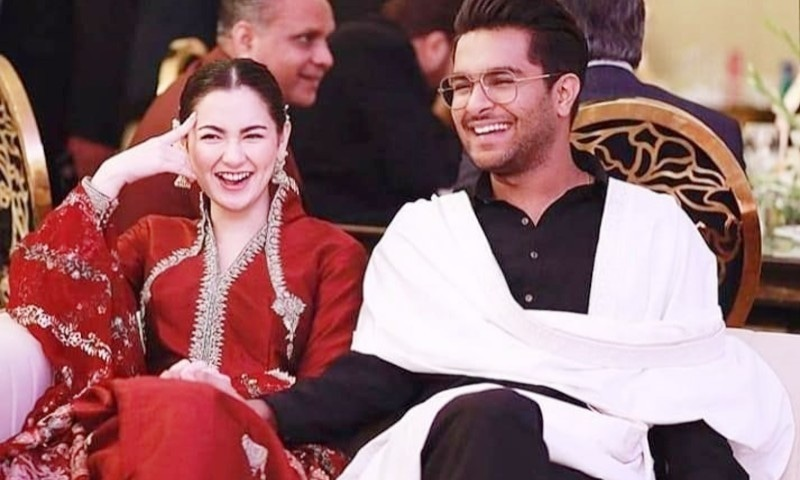 عاصم اظہر سے 'نجی تعلقات' نہیں، ہم صرف دوست ہیں، ہانیہ عامر