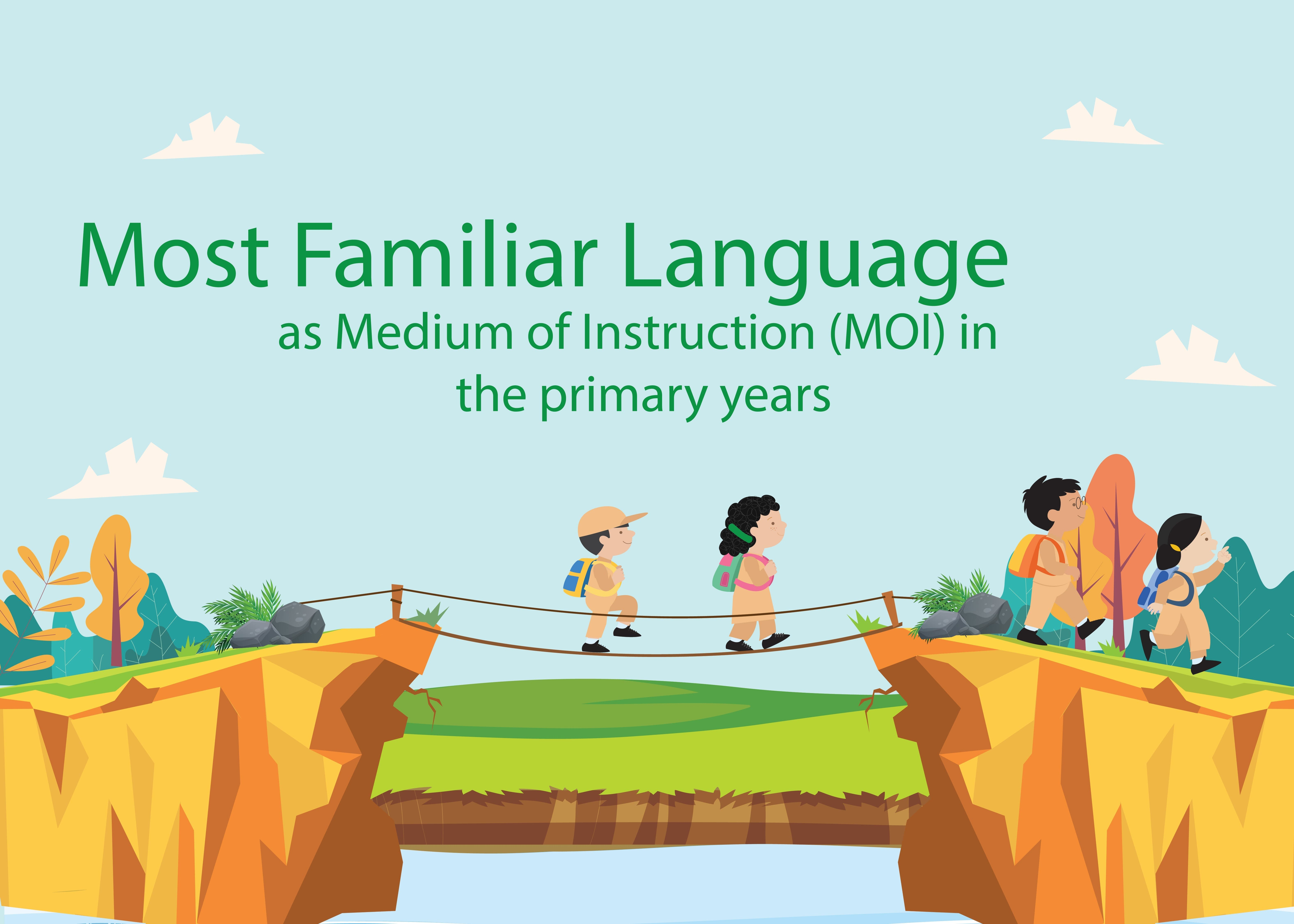 The most familiar language serves as a bridge and supports students' learning. — Images courtesy: Khawar Ali Rizvi, Zain ul Abedin, The Citizens Foundation.