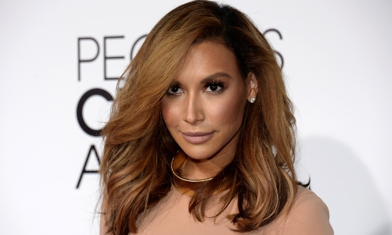 """Actress Naya Rivera, from the Fox series """"Glee"""", arrives at the 2014 People's Choice Awards in Los Angeles, California. — Reuters/File"""