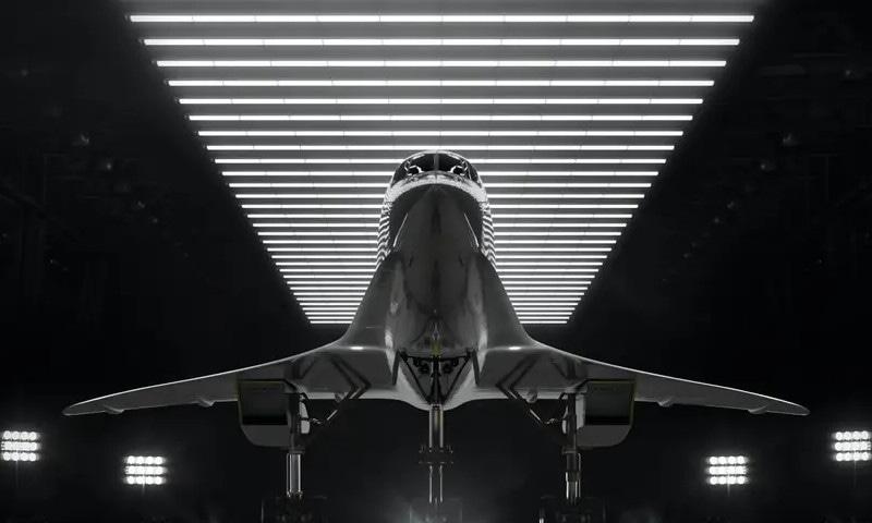 دنیا کے تیز ترین مسافر طیارے کی ابتدائی آزمائش اگلے سال متوقع