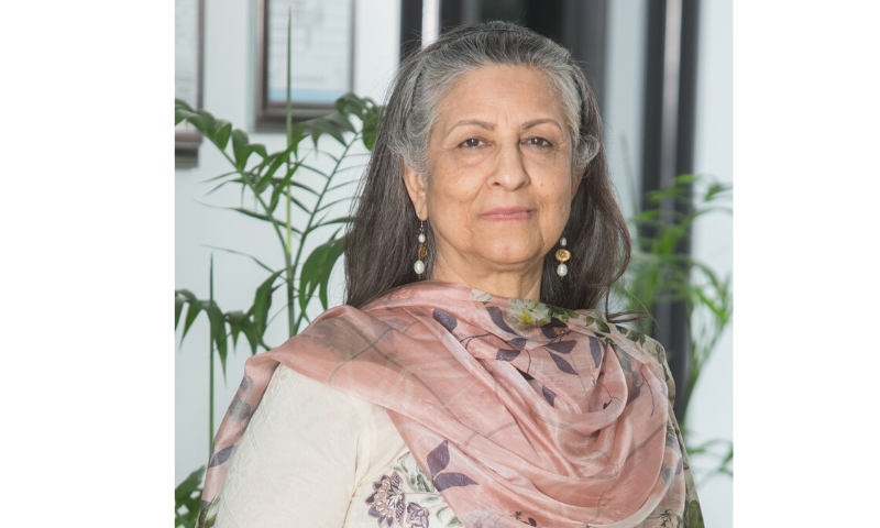 Roohi Khan, the newly appointed SNGPL board chair. — Photo courtesy: SNGPL website