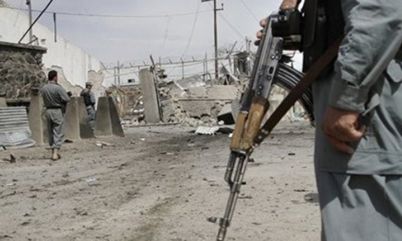 The insurgents said a suicide bomber detonated a device inside a car near the National Directorate of Security (NDS) while gunmen stormed the building in Aybak city in the north of the country. — AFP/File