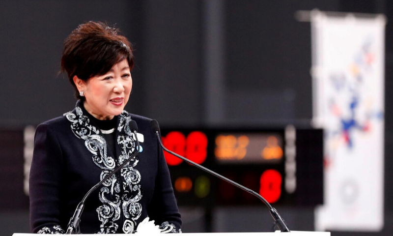 Koike has pledged to win public support for the Games, although a media survey showed a majority think they should be cancelled or postponed again. — Reuters