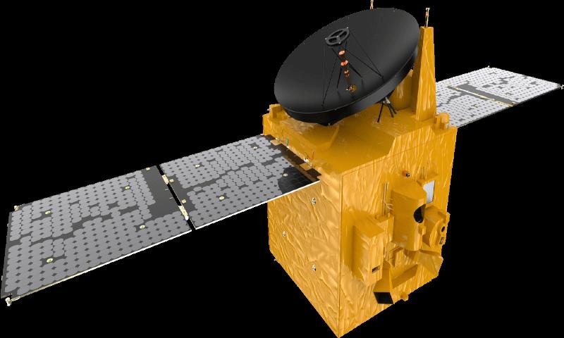 ہوپ مشن کو 20 جولائی 2020 کو مریخ پر روانہ کیا گیا تھا—فائل فوٹو: اے پی