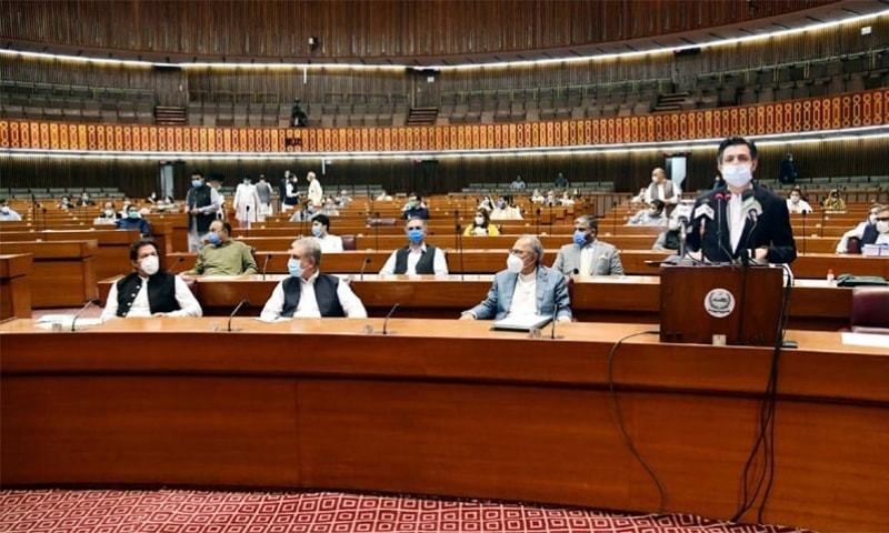 41pc MNAs did not take part in budget debate this year: Fafen