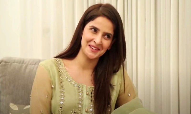 'دقیانوسی روایات کو ختم کریں' صبا قمر کی شادی پر بنی ویڈیو مقبول