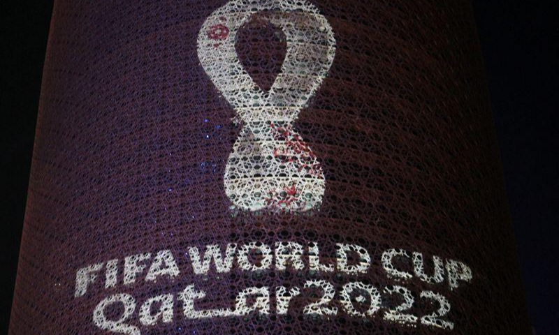 Nasser Al Khater, CEO of the Qatar World Cup organising company, said plans for the tournament were well on schedule with 90pc of the work finished on roads and infrastructure. — Reuters/File