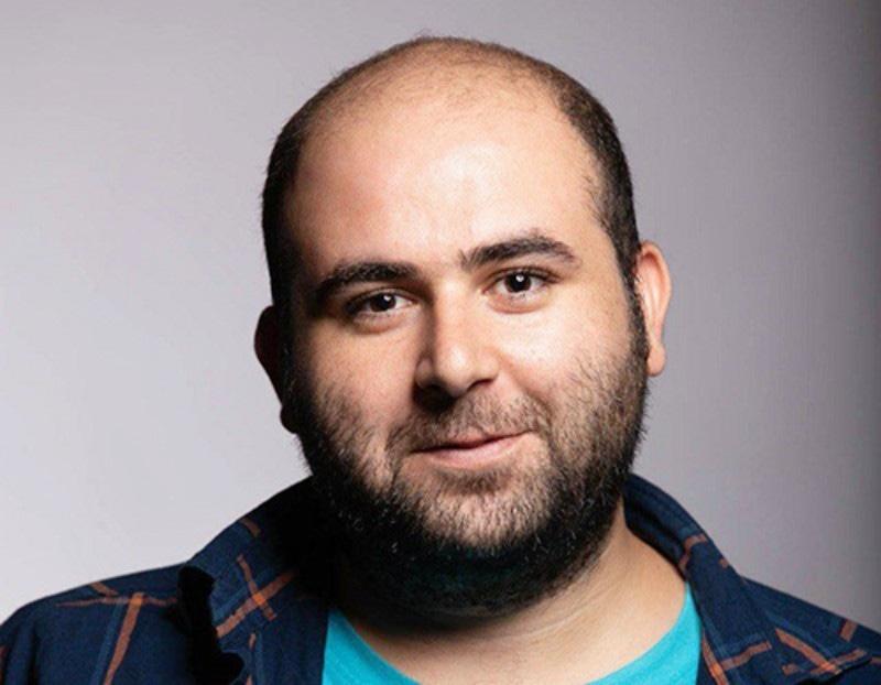 ایرانی صحافی محمد موساد—فوٹو: سی پی جے