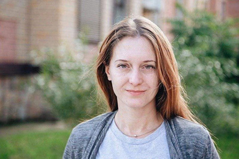 روس کی صحافی سویتلانا پروکوپییوا—فوٹو: سی پی جے