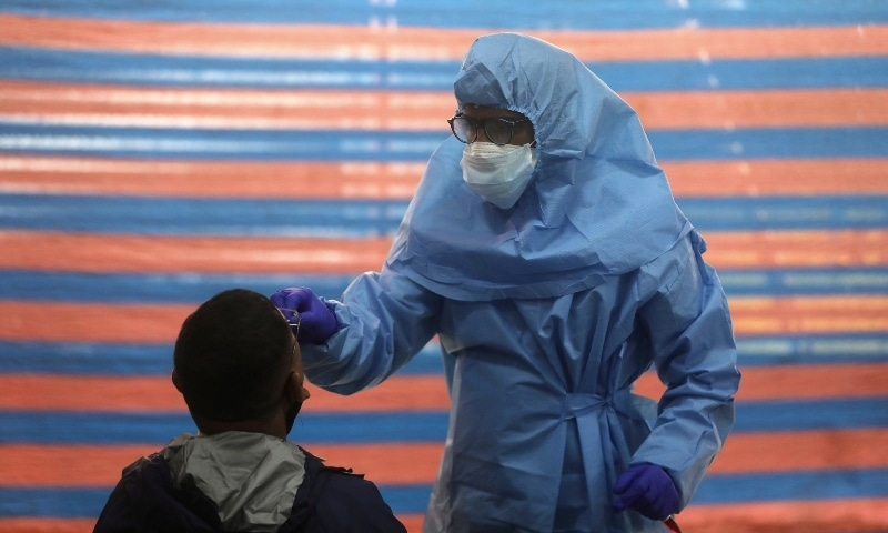Over 1 million: India joins US, Brazil in grim coronavirus club