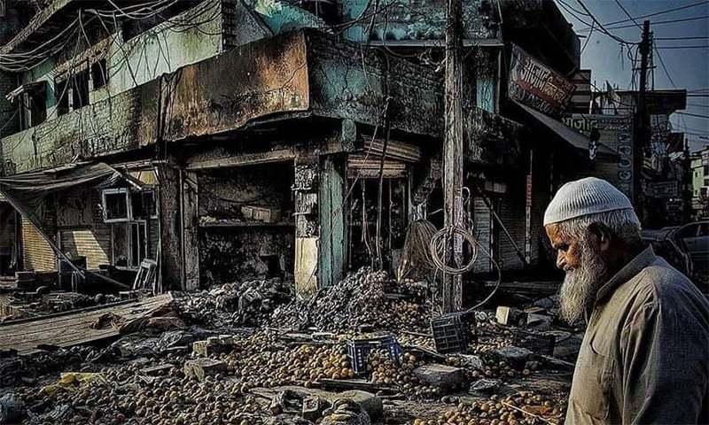 دہلی فسادات میں مسلمانوں کو نشانہ بنانے میں پولیس بھی شامل رہی، رپورٹ