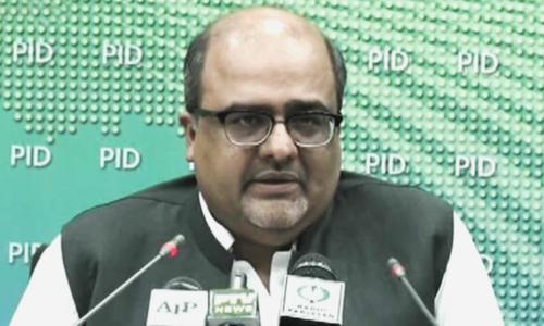SAPM Shahzad Akbar says actions underway to counter market manipulation by flour mills. — DawnNewsTV/File