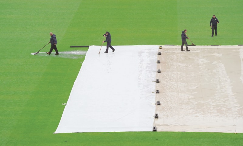 Archer available for final Test as rain foils England